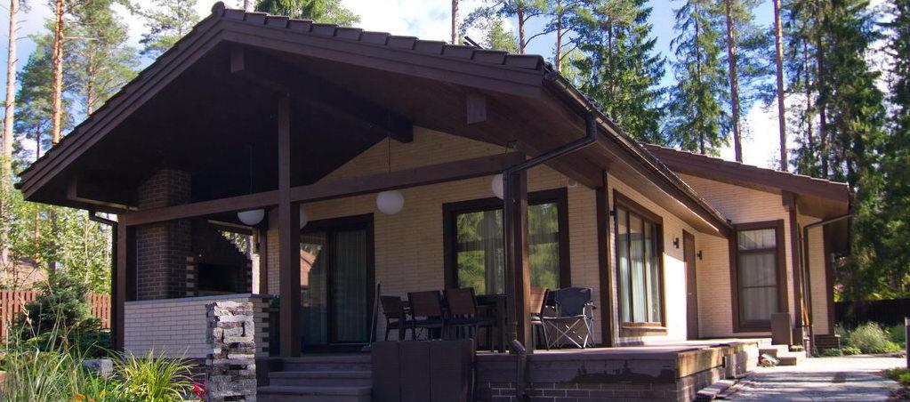9 1 Дома из деревянного кирпича Wood Brick