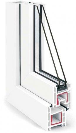 Rehau Blitz Пластиковые окна и двери Rehau