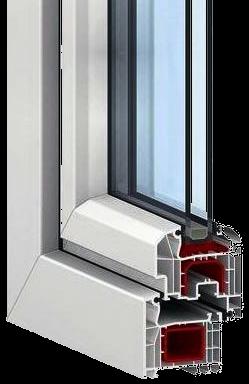 Rehau Delight Пластиковые окна и двери Rehau