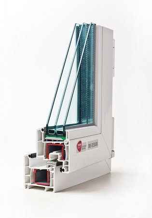 Rehau Sib Design Пластиковые окна и двери Rehau