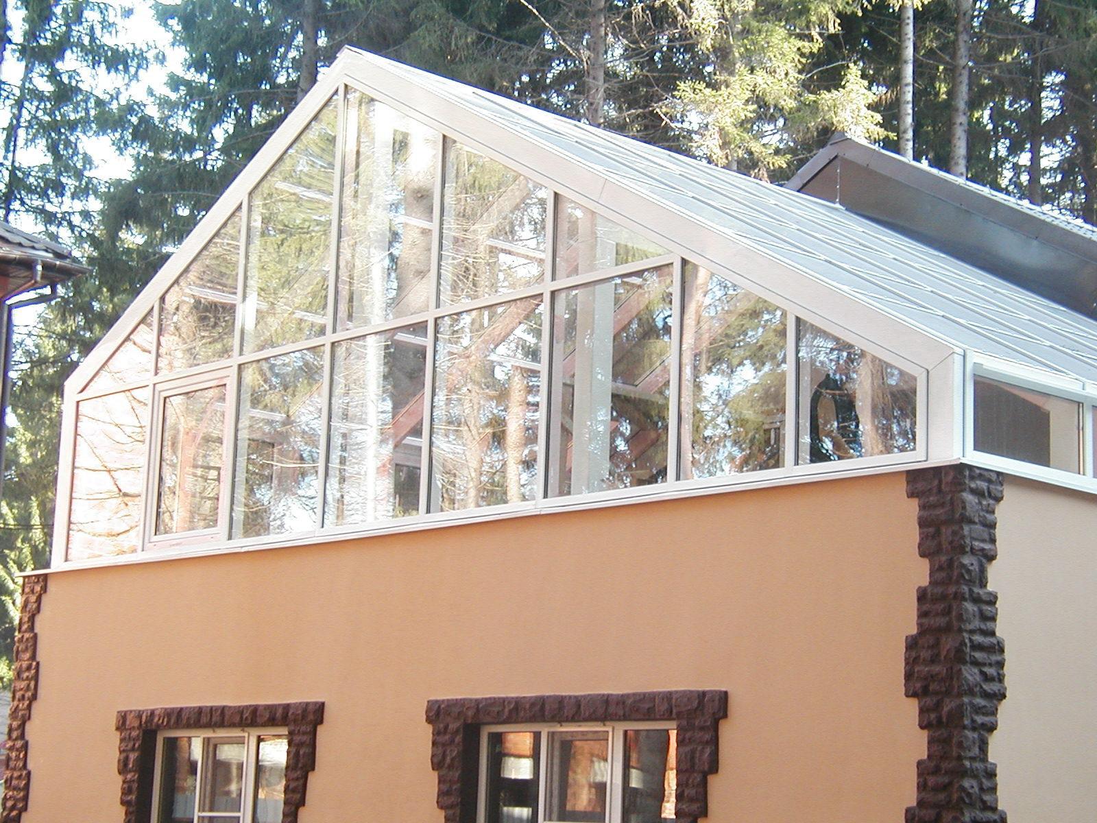 sad 1 Зимний сад на крыше решение для небольших домов