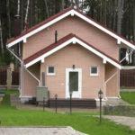 1 2 150x150 Дома из деревянного кирпича Wood Brick