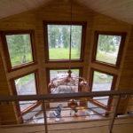 10 1 150x150 Дома из деревянного кирпича Wood Brick