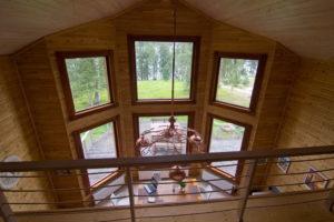 10 1 300x200 Дома из деревянного кирпича Wood Brick Фотогалерея
