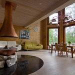 12 150x150 Дома из деревянного кирпича Wood Brick