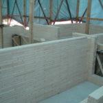 14 150x150 Дома из деревянного кирпича Wood Brick