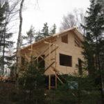 16 150x150 Дома из деревянного кирпича Wood Brick