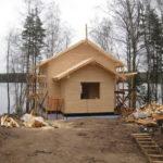 17 150x150 Дома из деревянного кирпича Wood Brick
