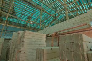 25 300x200 Дома из деревянного кирпича Wood Brick Фотогалерея