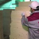 26 150x150 Дома из деревянного кирпича Wood Brick