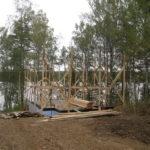 3 4 150x150 Дома из деревянного кирпича Wood Brick