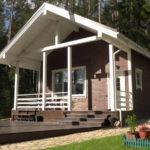 4 2 150x150 Дома из деревянного кирпича Wood Brick