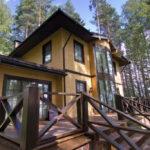5 1 150x150 Дома из деревянного кирпича Wood Brick