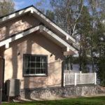 6 2 150x150 Дома из деревянного кирпича Wood Brick