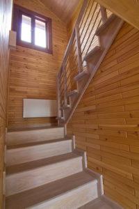 6 3 200x300 Дома из деревянного кирпича Wood Brick Фотогалерея