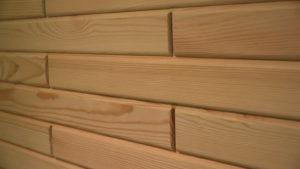 8 1 300x169 Дома из деревянного кирпича Wood Brick Фотогалерея