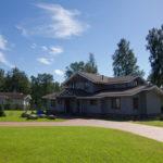 8 150x150 Дома из деревянного кирпича Wood Brick