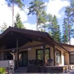 9 150x150 Дома из деревянного кирпича Wood Brick